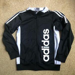 Adidias Jacket Youth size 10-12